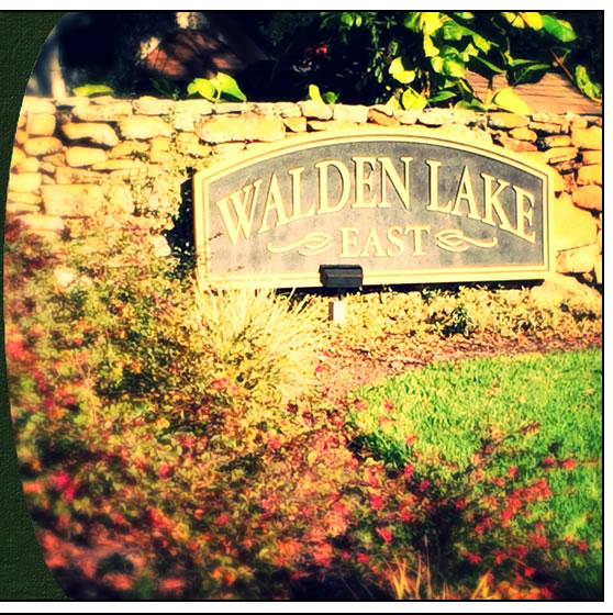 Walden Lake East